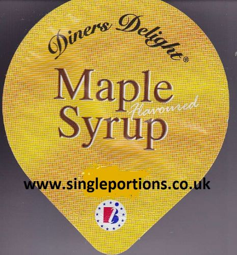 Maple Syrup - single portion pots